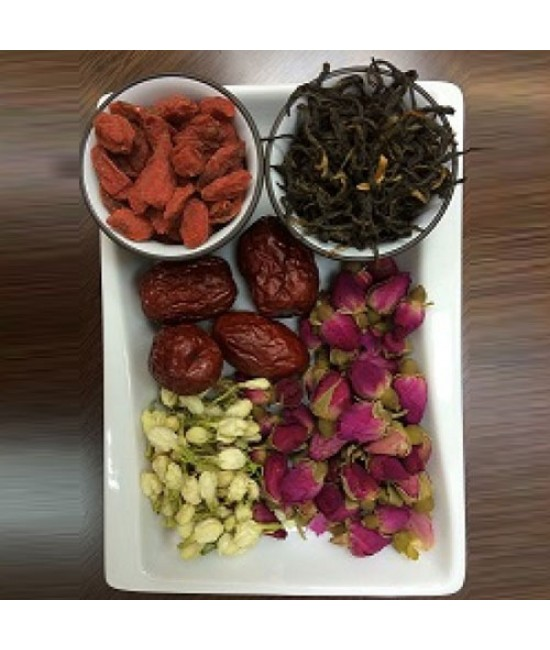 Flower/Fruit/Red Tea - 12-13 gm per packed