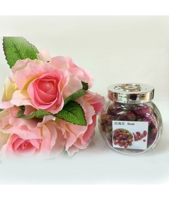 Rose - in glass bottle (30 gm)