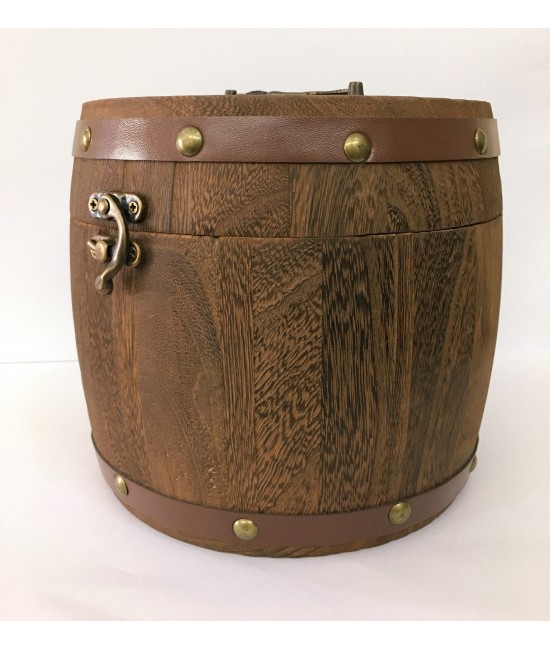 Tea Caddy - Solid Wood