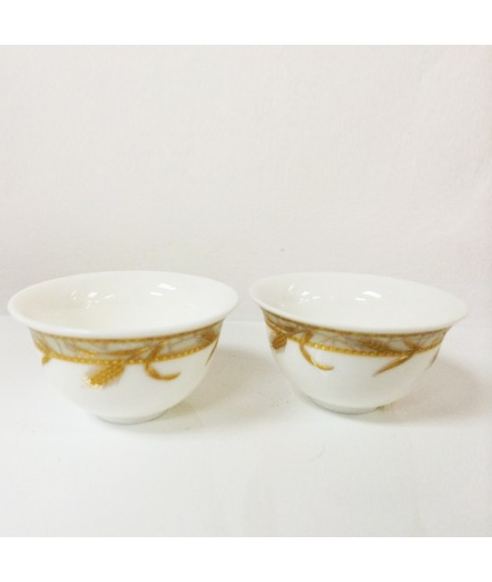 Porcelain - Fragrant Paddy Cup