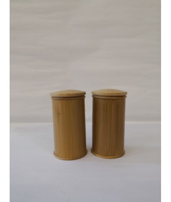 Bamboo Tea Caddy