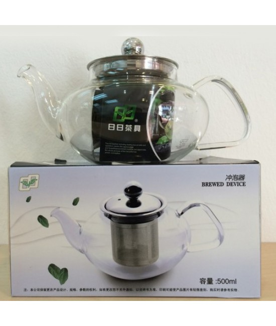 Glass Teapot- 325412