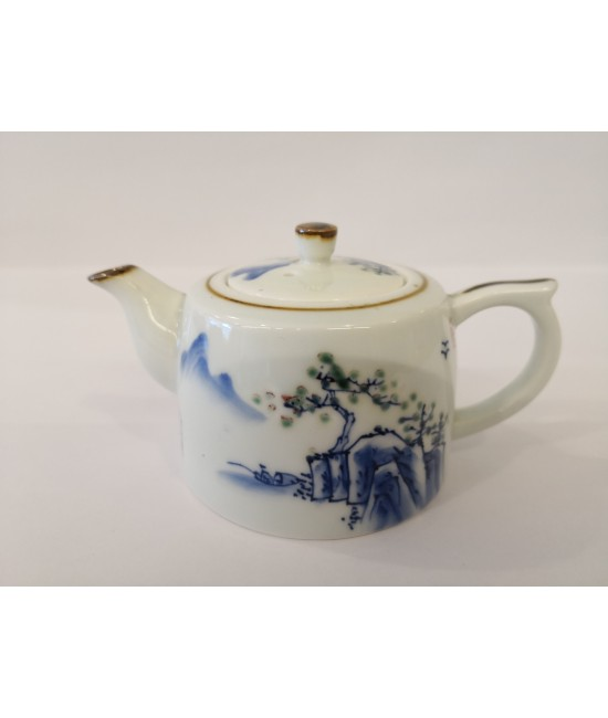 Hand drawn Teapot - Tall