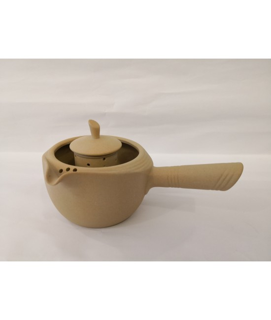 Clay Hand Held Water Teapot